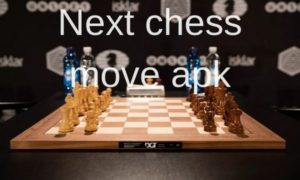 Next best chess move
